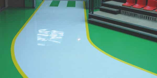 Polyurethane Screeds and Coatings