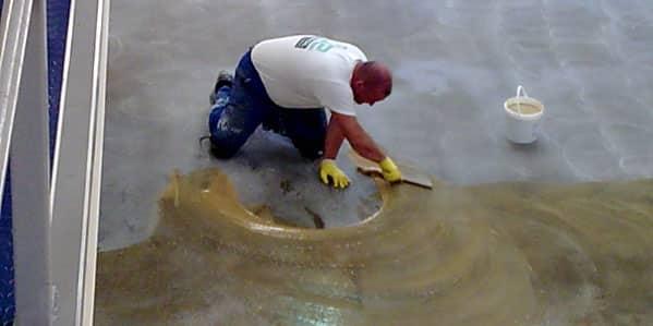 Repairs & Resurfacing