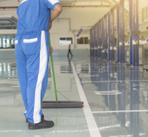 Why Epoxy is the Easiest Industrial Flooring to Clean
