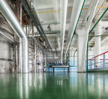Chemical Resistant Resin Flooring