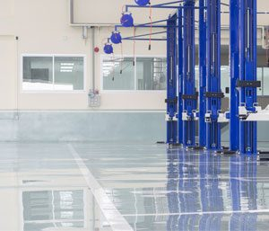 Anti Static Flooring Solutions from RESPOL