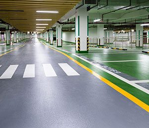 Safety Flooring Markings from RESPOL