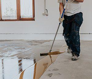 Epoxy Resin for Concrete Floors