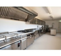 Food Grade Flooring for the Catering Industry